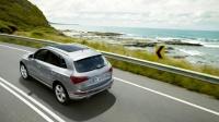 Система контроля схода с полосы - Audi lane assist