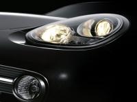 Биксеноновые фары с динамическим освещением поворотов