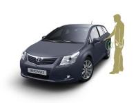 Интеллектуальная система доступа в автомобиль и запуска двигателя