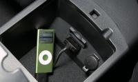 Разъемы USB, AUX и iPod®