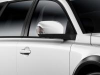 Складываемые боковые зеркала заднего видас электроприводом и подсветкой