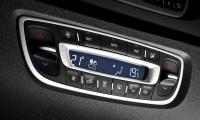 Двухзонный климат-контроль с воздуховодами для задних пассажиров