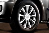 20-дюймовые легкосплавные колесные диски