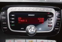 Аудиосистема Ford Premium