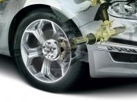 Система интерактивного управления динамикой автомобиля (IVDC) с функцией непрерывного контролирования жесткости подвески (CDC)