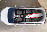 Система складывания сидений Ford FoldFlatSystem (FFS)