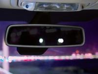 Зеркало заднего вида с автоматическим затемнением