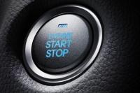 Кнопка запуска/остановки двигателя