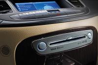 Аудиосистема Lexicon на информационном дисплее водителя