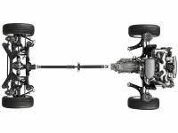 Subaru Sumetrical AWD