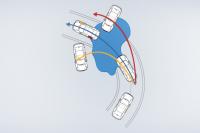 Управление автомобилем с ESP