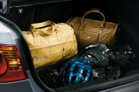 Вместительный багажник