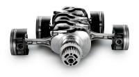 Двигатель SUBARU BOXER