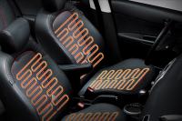 Обогрев передних сидений