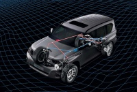 Гидравлическая система ограничения колебаний кузова
