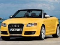 Audi RS4 кабриолет