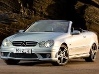 Mercedes-Benz CLK-Класс AMG кабриолет