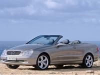 Mercedes-Benz CLK-Класс кабриолет