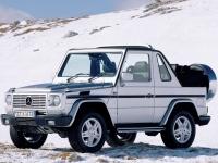 Mercedes-Benz G-Класс кабриолет