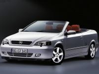 Opel Astra кабриолет