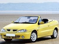 Renault Megane кабриолет