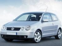 Volkswagen Polo хэтчбек 3-дв.