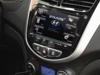 Hyundai Solaris Navigation