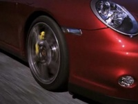 Porsche Active Suspension Management