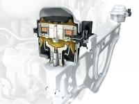 Функция динамических опор двигателя