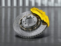 Porsche Ceramic Composite Brakes