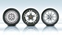 Колеса с системой контроля давления в шинах