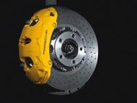 Композитные керамические тормоза Porsche (PCCB)