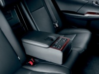 Элементы управления для пассажиров задних сидений