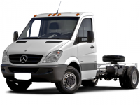 Mercedes-Benz Sprinter шасси 2-дв.