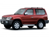 Toyota Land Cruiser Prado 3-дв.