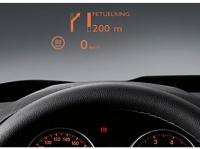 Информирование об ограничении скорости