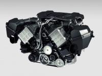 Бензиновый двигатель M TwinPower Turbo V8