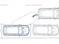 Активная система облегчения парковки с функцией PARKTRONIC