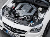 5,5-литровый двигатель AMG V8