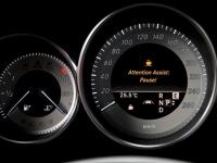 Система контроля степени усталости водителя ATTENTION ASSIST