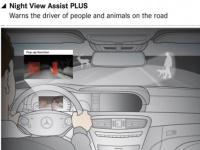 Система ночного видения Night View Assist Plus