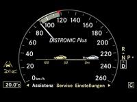 Адаптивный круиз-контроль DISTRONIC PLUS