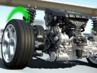 Система контроля тяги в поворотах (eTVC)