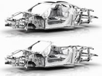 Кузов по технологии Audi Space Frame (ASF®)