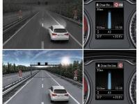 Индикатор скоростных ограничений