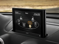 MMI® Navigation plus с MMI touch