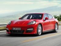 Porsche Active Suspension Management