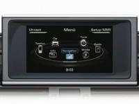 MMI® Navigation plus с MMI® touch