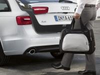Сенсорное открывание багажника