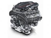 Двигатель V8 4.0 TFSI